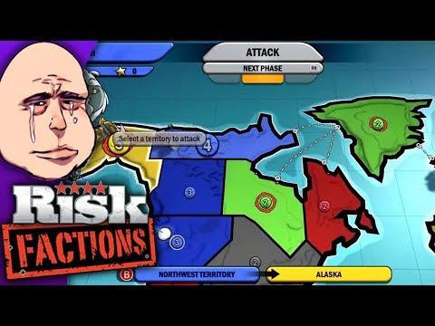 [Criken] Risk Factions : Risky Wars