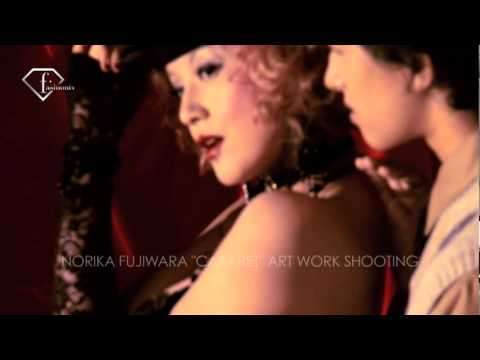 fashiontv  FTV.com  Norika Fujiwara in Broadway Musical CABARET photo shooti