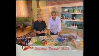 Суп на говяжьем бульоне с морковью и луком