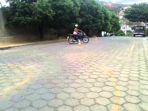 Moto pista BARRA DE SÃO FRANCISCO ES
