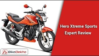 Hero Xtreme Sports | Expert Review | BikeDekho.com