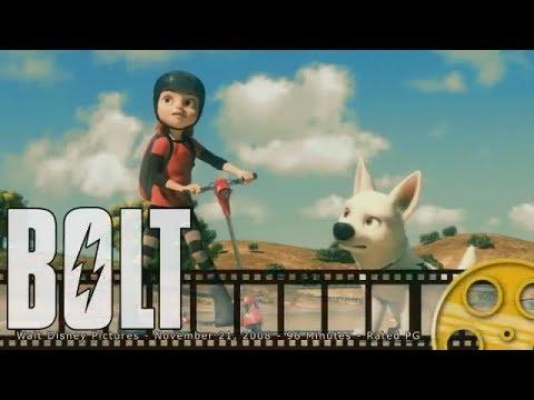 Movie Review | Bolt (2008)