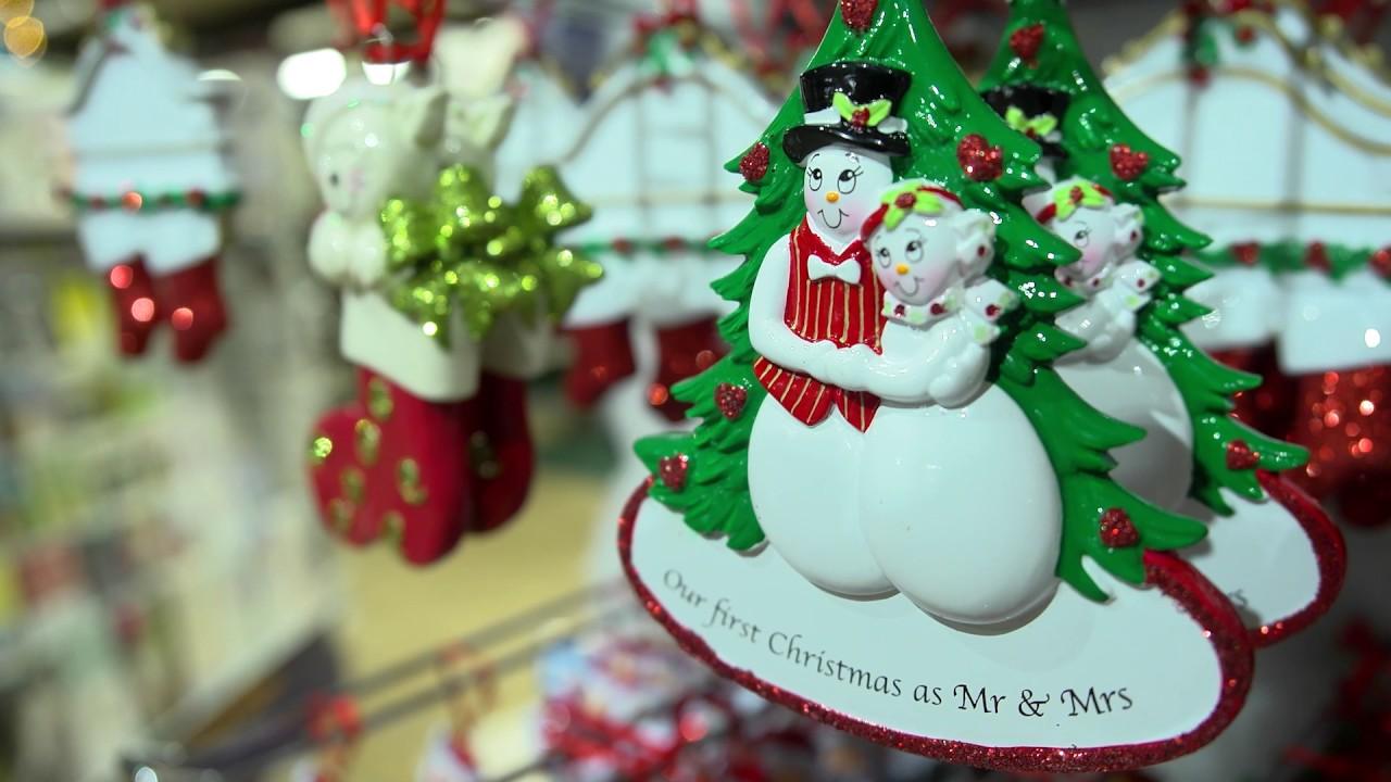 Santa\'s Grotto and Christmas 2016 at Thurrock Garden Centre - YouTube