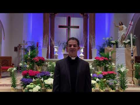 Message to Parishioners - 4/19/20 (Spanish)