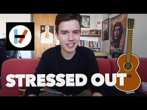 """""""Stressed Out"""" Ukulele Tutorial"""