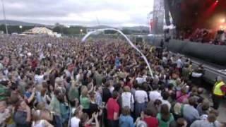 Manic Street Preachers - From Despair To Where, Vital Festival Belfast, 21st August 2007