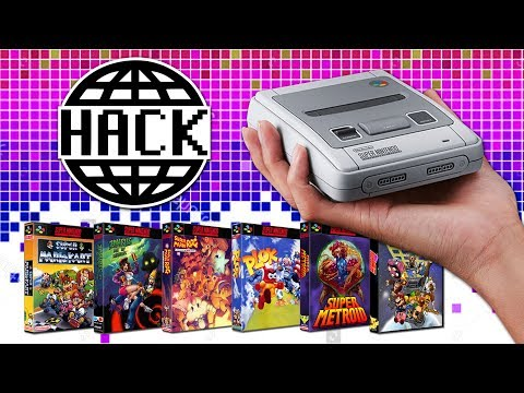 Tutorial: SNES Super Nintendo Classic Mini Hack - Spiele per USB draufladen (Exploit / Mod / German)
