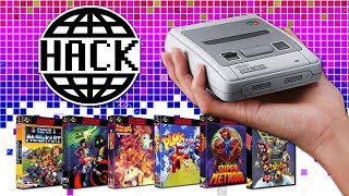 Tutorial: SNES Super Nintendo Classic Mini Hack - Spiele per USB draufladen (Exploit / Mod / German)
