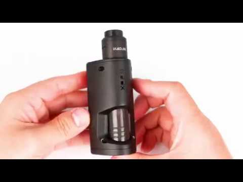 Geekvape GBOX Squonker KIT 200W TC | Regulated Squonk Mod | Max output 200w