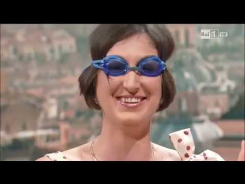 smacchiatori naturali - Lucia Cuffaro a Unomattina in Famiglia