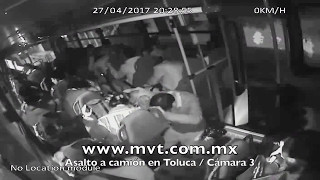Asalto a camion en Toluca thumbnail
