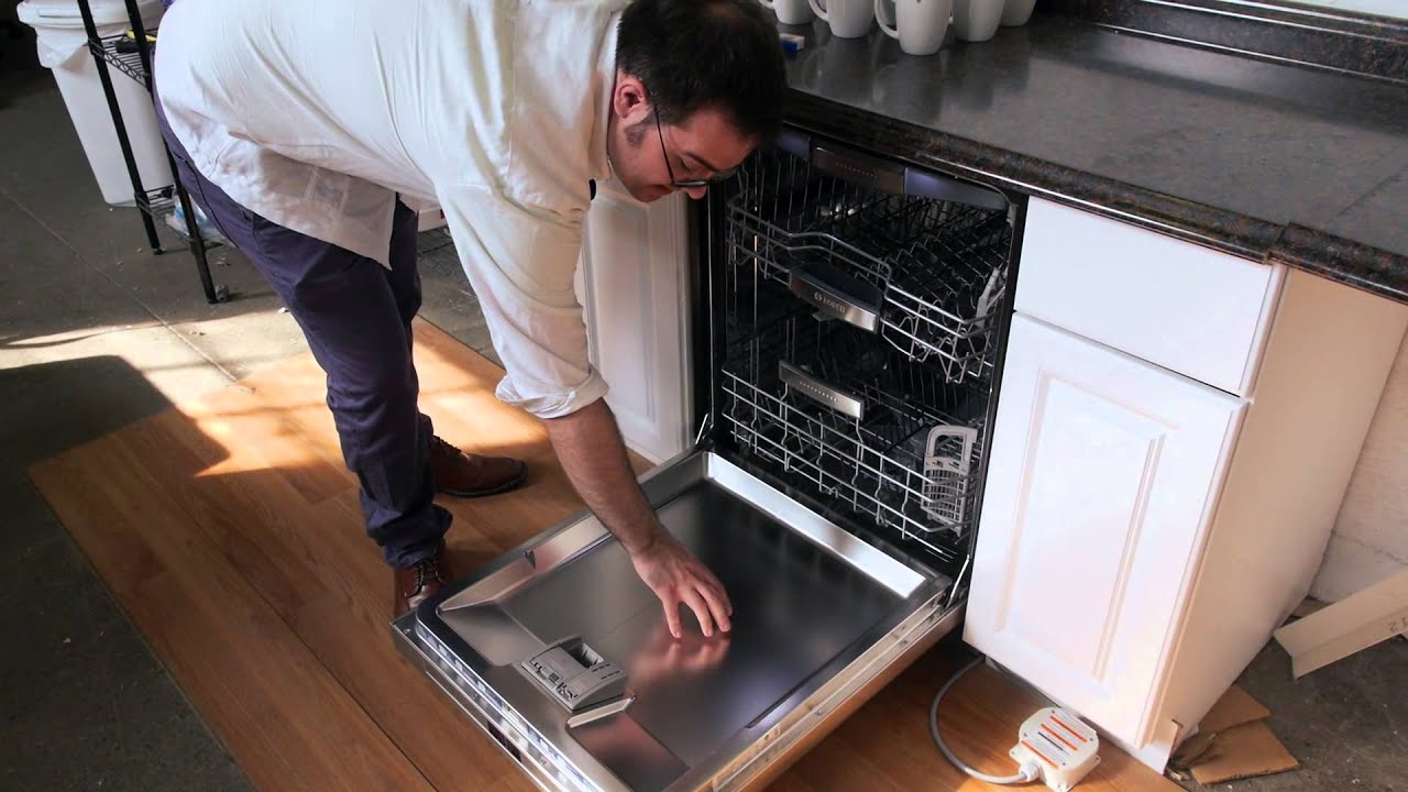 Bosch Dishwasher Hands-On