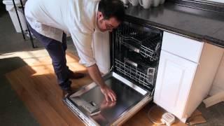 Посудомийна Машина Bosch Руками