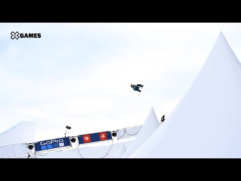 Silje Norendal wins Womens Snowboard Big Air gold  X Games Norway 2017