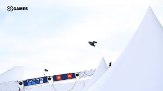 Silje Norendal wins Women's Snowboard Big Air gold | X Games Norway 2017