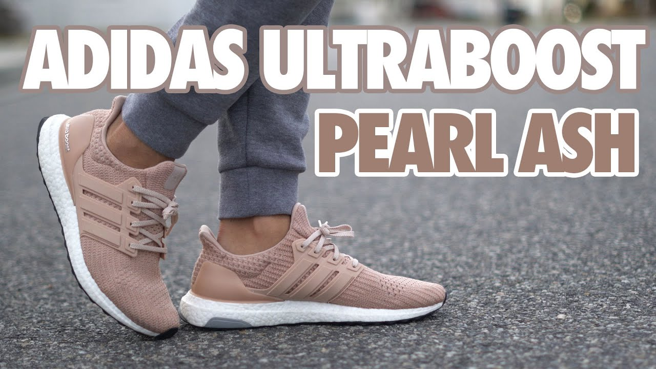 Adidas Pearl Ash Ultraboost Review + On