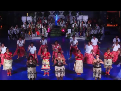 Tongan and Fijian Performances