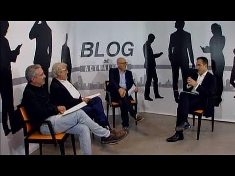 Programa BLOG DE ACTUALIDAD con Toño Peral, Presidente PP Alicante