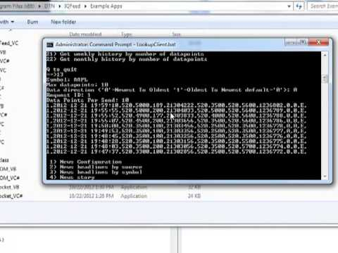 Forex api historical data