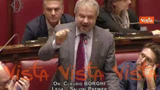 """Borghi (Lega): """"Conte riferisca su Mes o si cerchi un avvocato"""""""