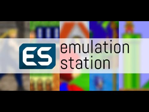 How to setup EmulationStation on Windows 10 like RetroPie using RetroArch  (2019)