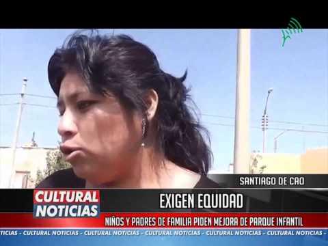 Exigen Igualdad de Proyectos para Santiago de Cao