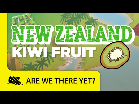 New Zealand: Kiwi - Travel Kids in Oceania