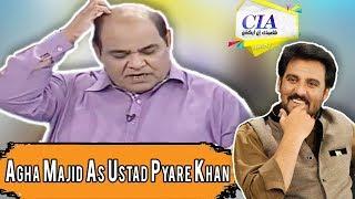 Baixar Agha Majid As Ustad Pyare Khan -  CIA With Afzal Khan - 12 May 2018 - ATV