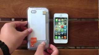 Ультратонкий чехол для iPhone 5: Spigen SGP Ultra Thin Air Series(Купить его можно тут: http://goo.gl/PNhhP., 2012-10-20T07:42:29.000Z)