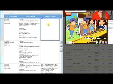 VIPKID CLB - How To - Interactive Lesson CLB Entry Part 2