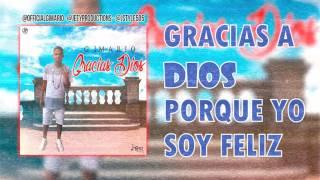 Gimario - Gracias Dios (VIDEO LYRICS) Octubre 2016