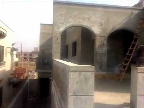 Grey Structure.... Wapda Town, 320-K1 Travel Video