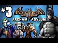 Batman Arkham Asylum: Steam Sales! - Part 3 - CS Game Time!
