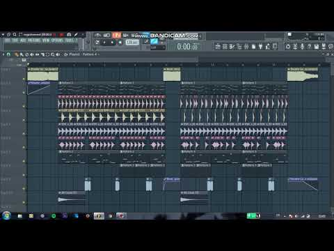 Free FLP : Breathe Carolina  Dropgun - Sweet Dreams [Naro Remake]