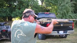 Shotgun Patterning for Waterfowl Hunting