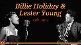 The Best of Billie Holiday & Lester Young Vol. 2