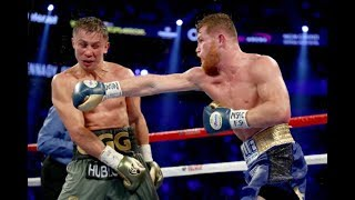Gennady Golovkin vs. Canelo Alvarez Today Boxing Fight Match Highlights