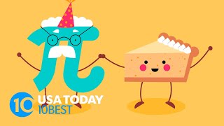 Download Video 10 surprising facts about Pi Day (March 14) MP3 3GP MP4
