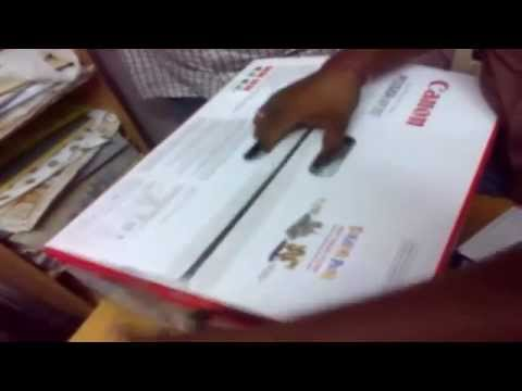 Canon printer pixma mp287