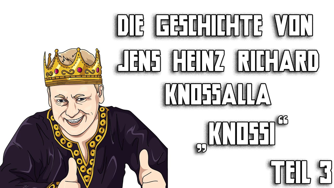 Jens Heinz Richard Knossalla
