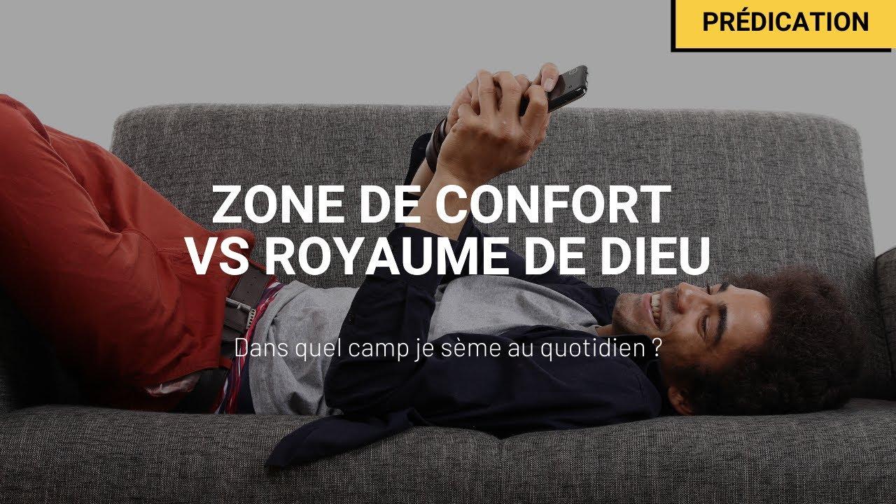 Zone de confort Vs Royaume de Dieu - Dans quoi je sème au quotidien ? - Paskaline Monlouis
