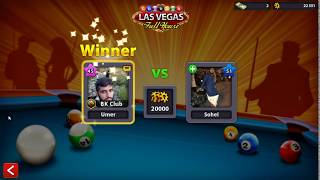 8 Ball Pool Pot Opponent