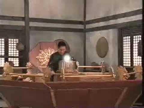 Spellbinder 2: Trans-dimensional bamboo Boat