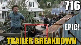 The Walking Dead Season 7 Episode 16 Promo & Trailer Breakdown TWD 716