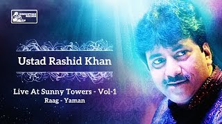 Ustad Rashid Khan Live in Concert | Hindustani Classical Vocal | Best of Rashid Khan