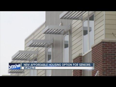 New affordable apartment option for Buffalo seniors