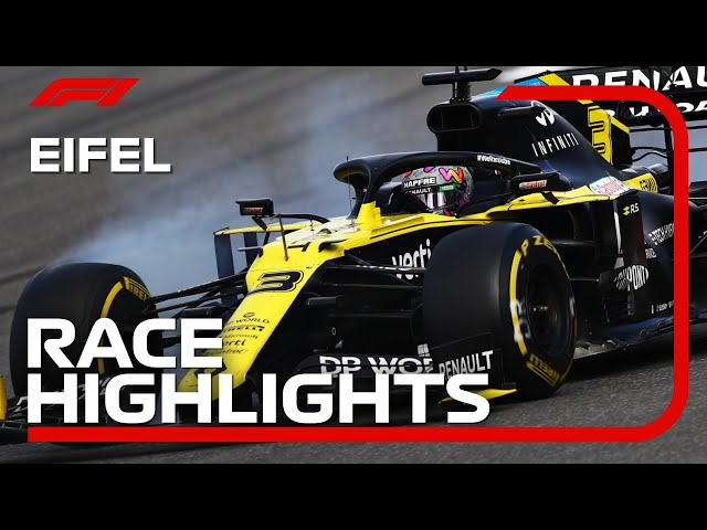 2020 Eifel Grand Prix: Race hoogtepunten