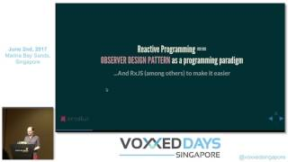 Reactive Programming with RxJS, introduction to CycleJS by Benoit Averty