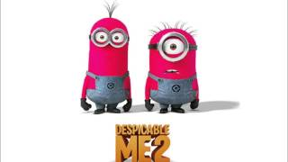 Despicable Me 2 -  Minions in different colors