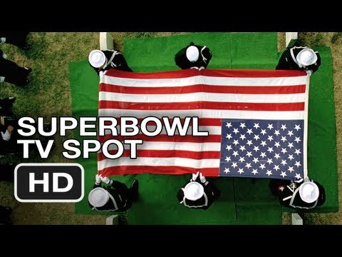 Act of Valor SUPER BOWL TV Spot  Navy Seals Movie 2012 HD